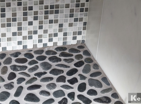 Stone-floor-shower
