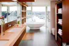 kerr construction design portfolio - bathrooms