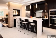 kerr construction design portfolio - kitchens