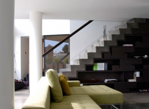 Living Room Remodel by Kerr
