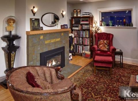 Living Room by Kerr