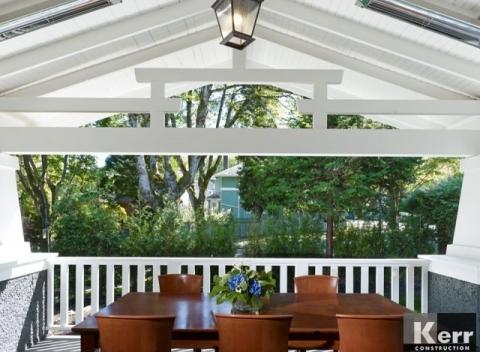 Outdoor Renovation