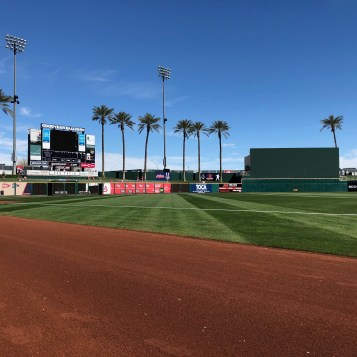 Cactus League Baseball in Arizona