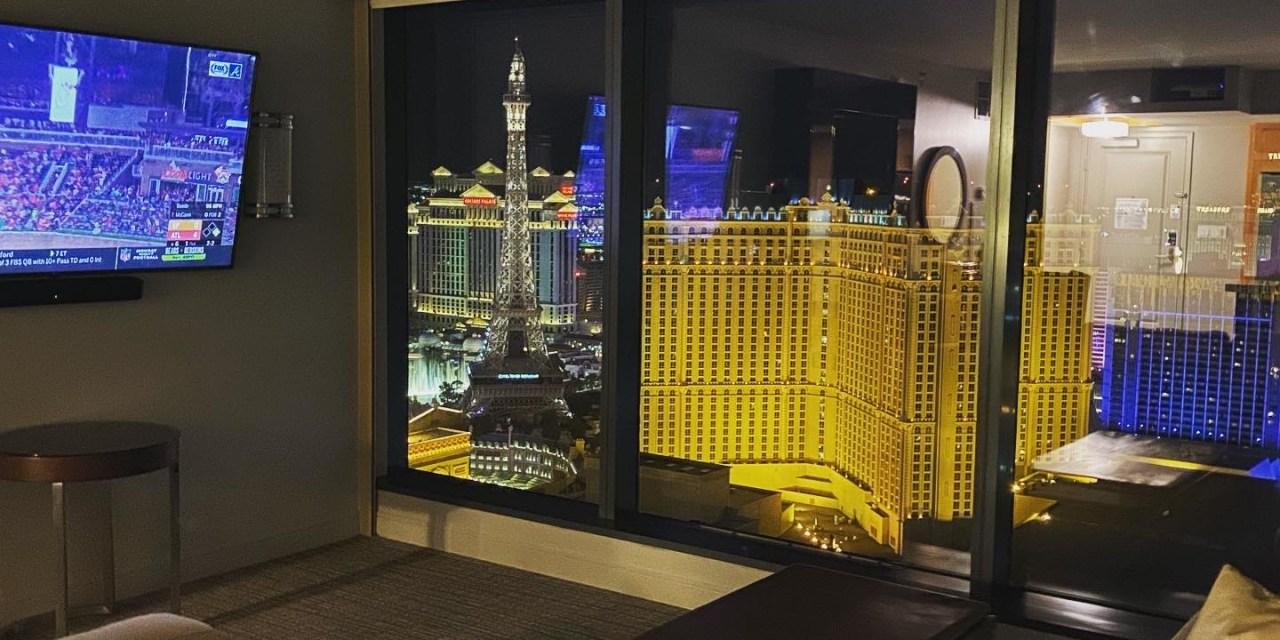 A Weekend in Vegas