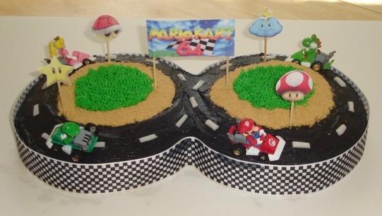 Mario Kart Birthday Party Kerricreates