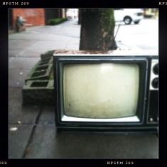 Found television!