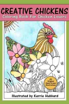 Chicken-Coloring-Book