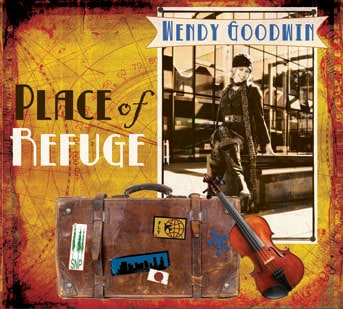 Wendy Goodwin CD Cover