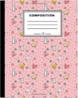 Cute Chicks Notebook