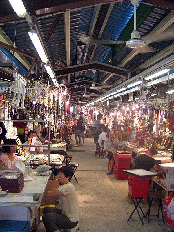 the Jade Market