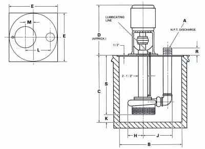 5210-Kerr-Industrial-Sump-Pump-Drawing