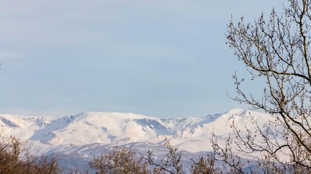 Sierra Nevada Range