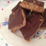 No-Bake Reese's Chocolate Peanut Butter Squares