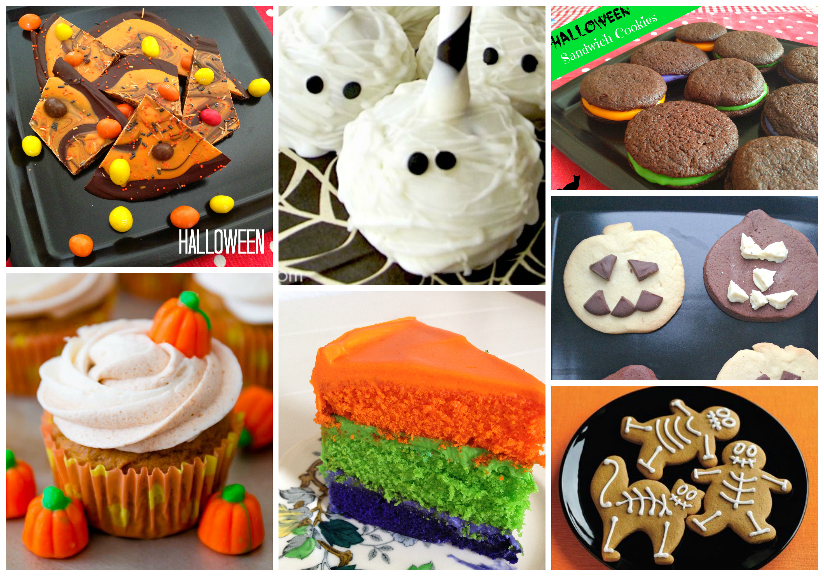 Halloween Treats Round Up!