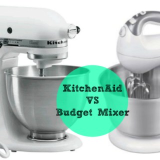 KitchenAid VS Budget Stand Mixer Review