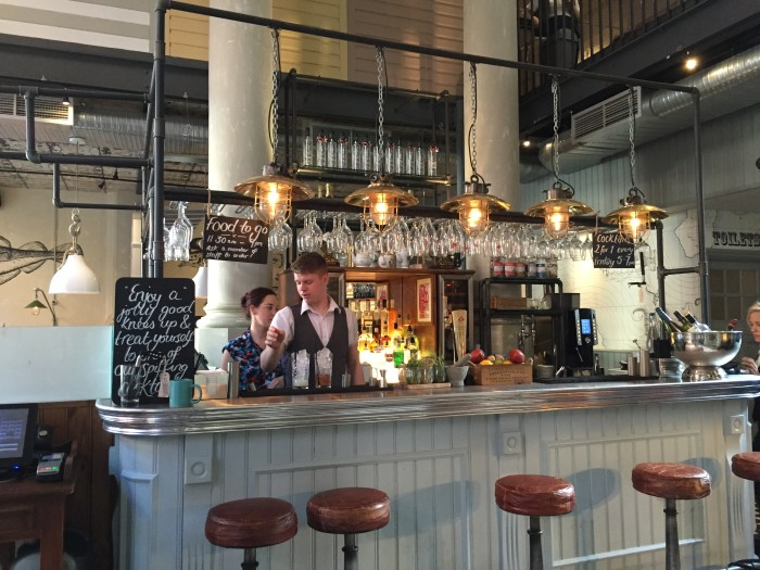 Review: George's Fish & Chips Kitchen Nottingham