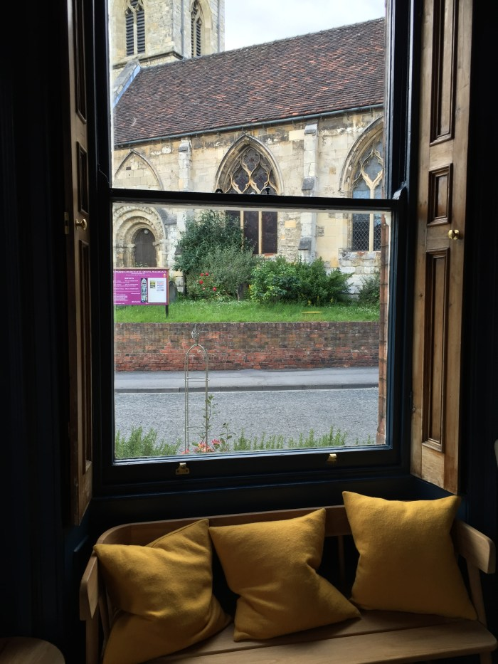 Review of St Denys Hotel in York