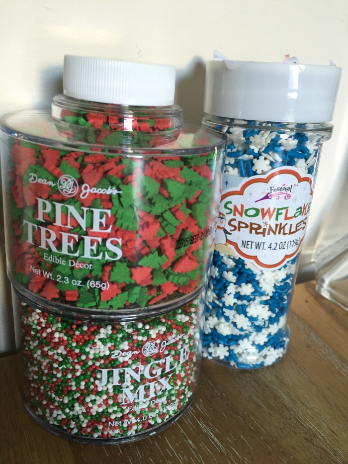 My Favourite Sprinkles for Christmas baking (and where to buy them!)