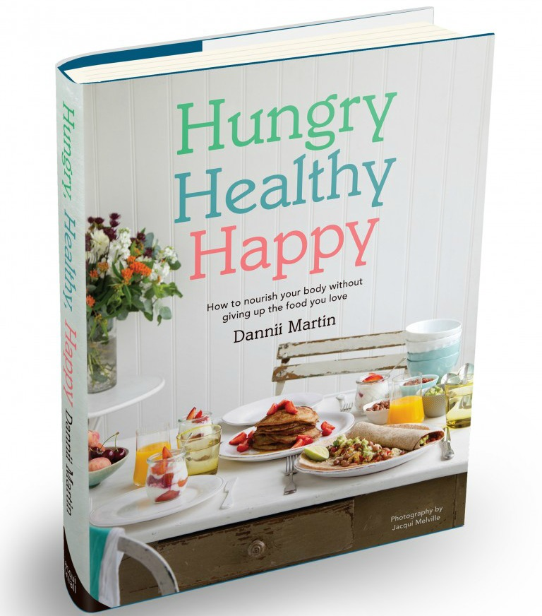 Review: Hungry Healthy Happy Cookbook