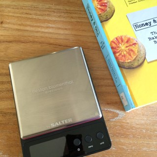 Review: Heston Blumenthal Precision Digital Kitchen Scales