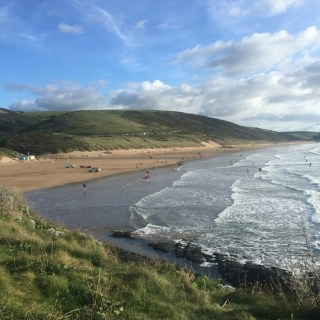 A Week at Woolacombe Bay
