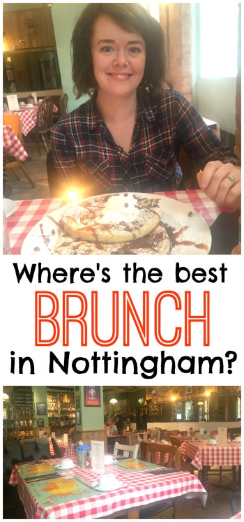Where to eat brunch in Nottingham, where is good for families, where you can get the best pancakes and veggie options and much more! The Best Brunch Spots in Nottingham