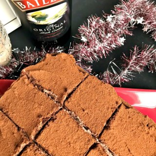 Bailey's Chocolate Fudge Brownies