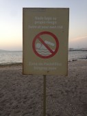 Stingray sign