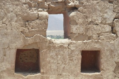 Window and Niches