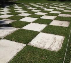 Japanese Garden Grid