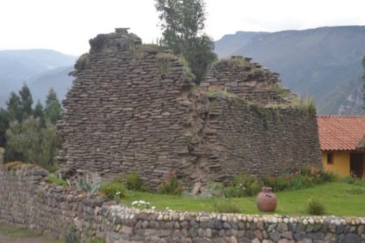 Incan Building