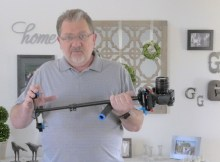 Using a Glidecam - Balancing a Glidecam 6