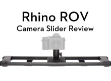 Rhino RŌV Pro Traveler Slider Review 9