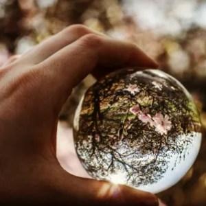inspiring look at the new year through a crystal ball