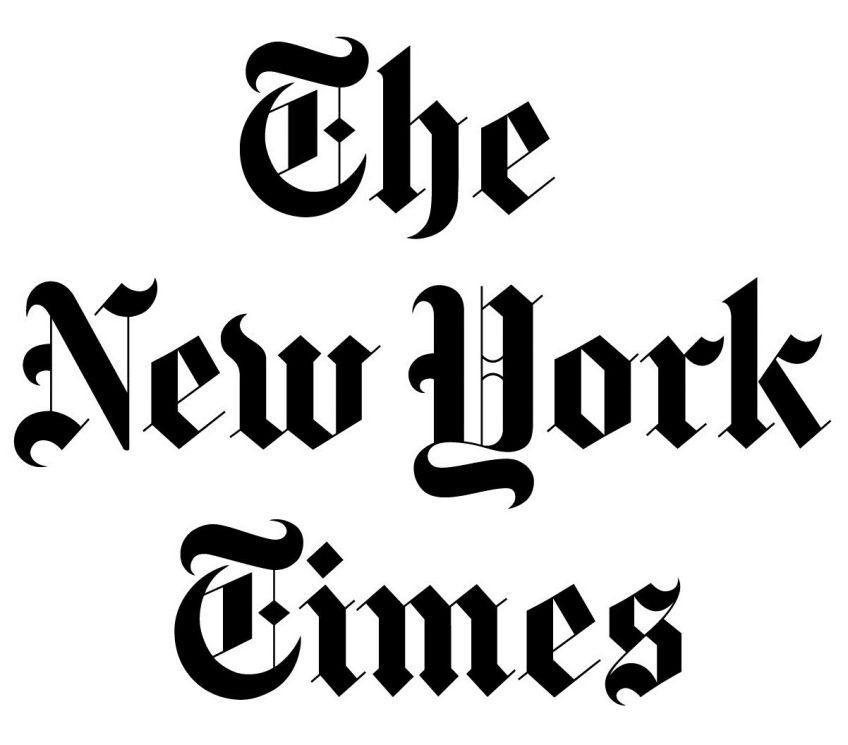 Résultats de recherche d'images pour «new york times logo»