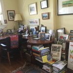 My office in DC, photo by Kerry Hannon