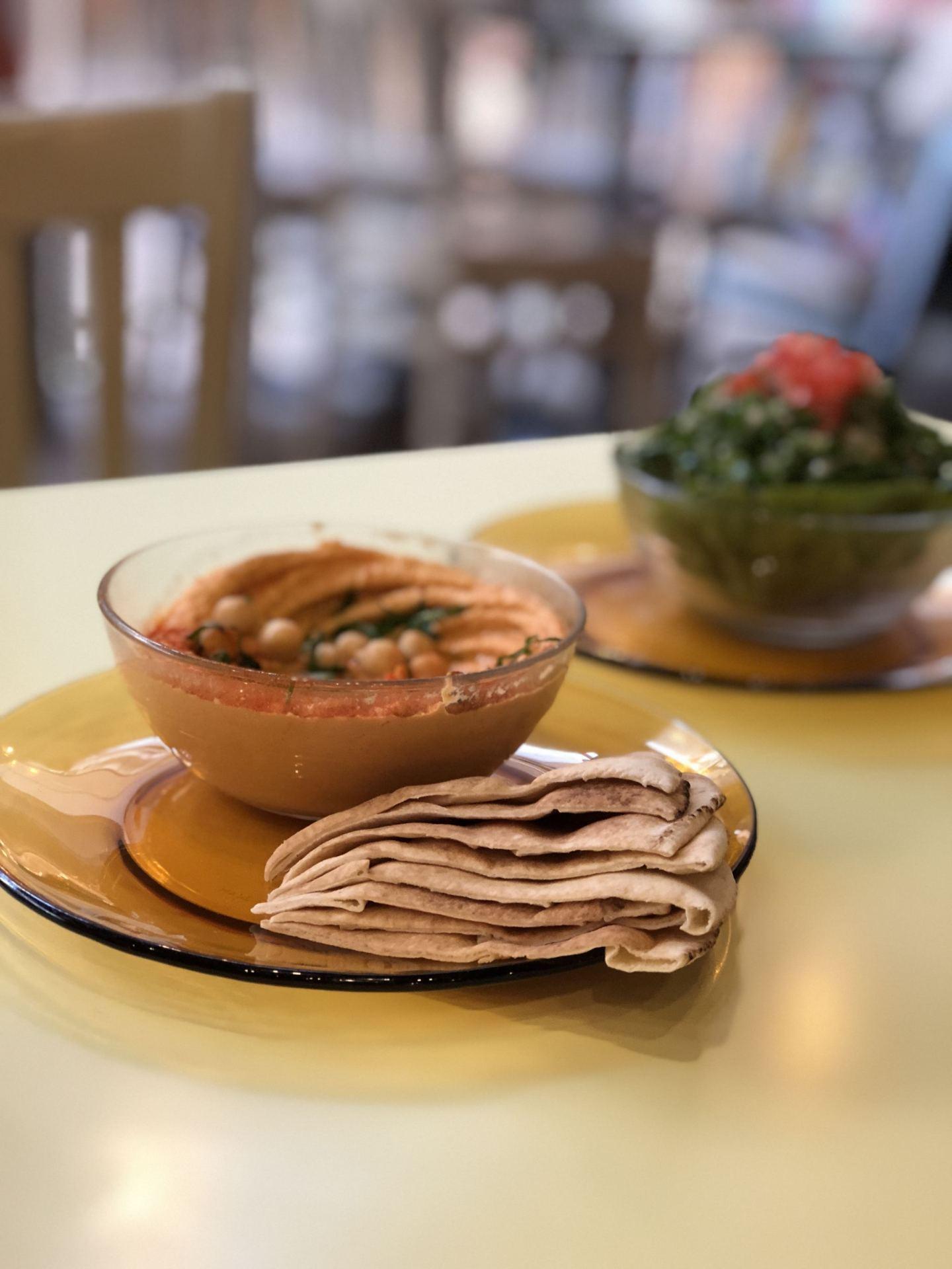 Vegan Menu at Comptoir Libanaise launches