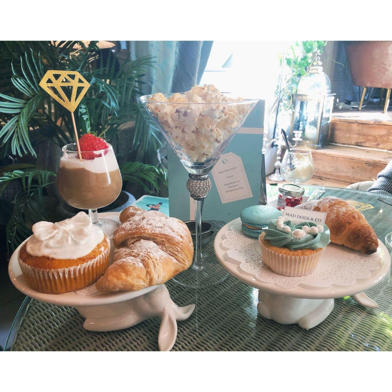Breakfast at Tiffany's Themed Afternoon Tea – Essex