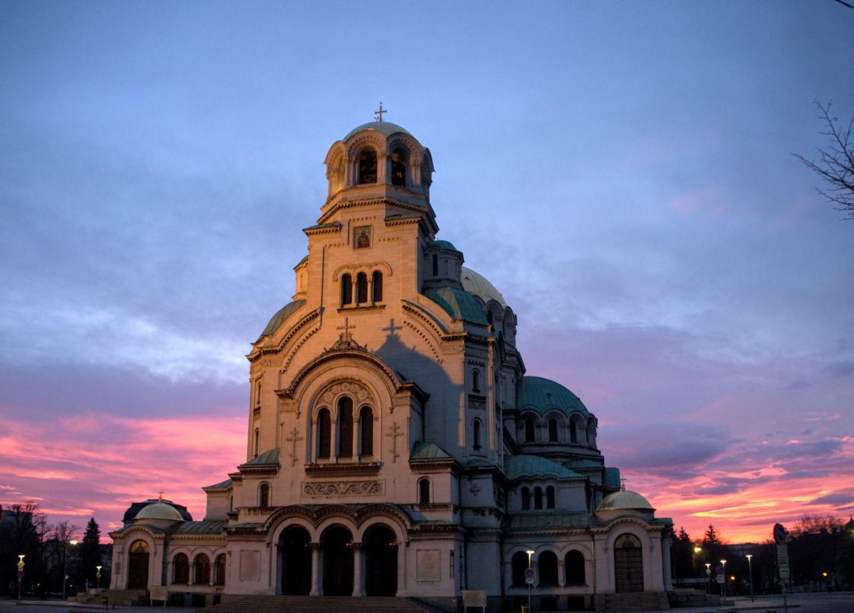 the churches in Sofia
