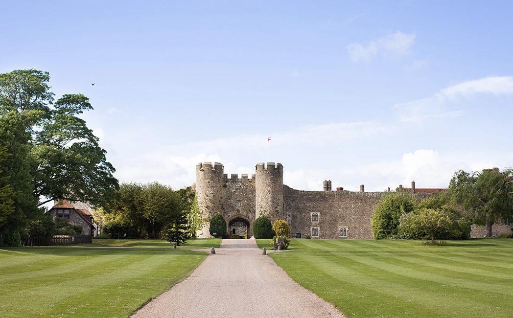 Amberley castle - castle hotels in england
