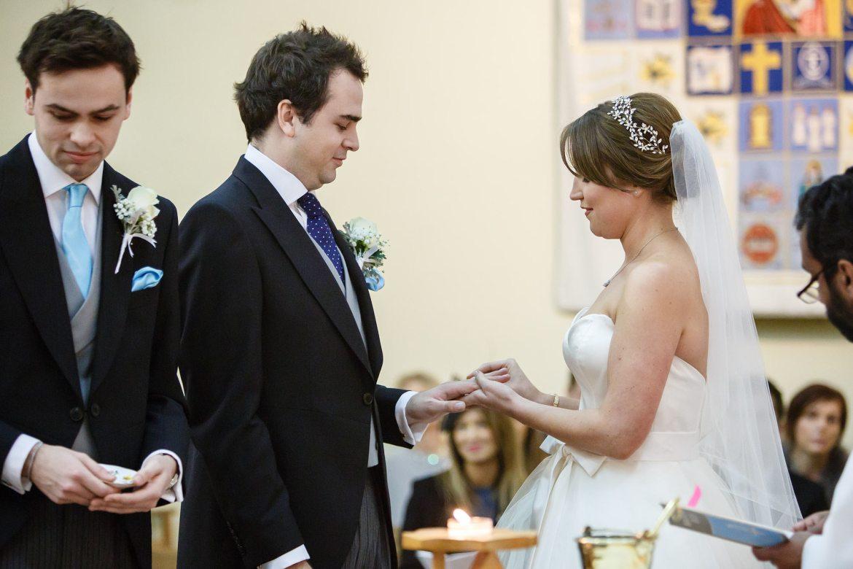 vows wedding ceremony princes risborough church