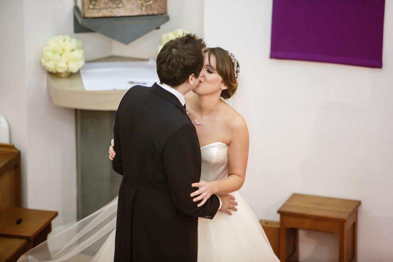 kiss wedding ceremony princes risborough church