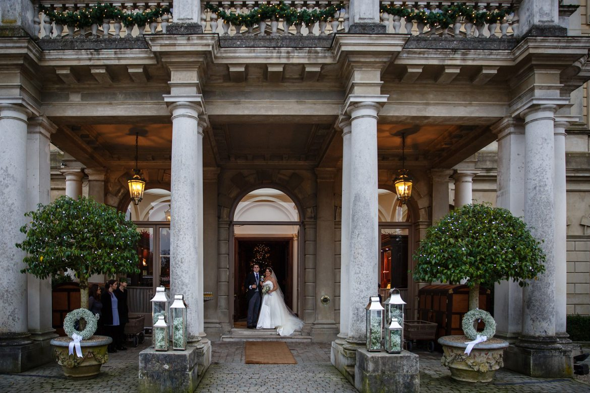 Cliveden House Wedding photography
