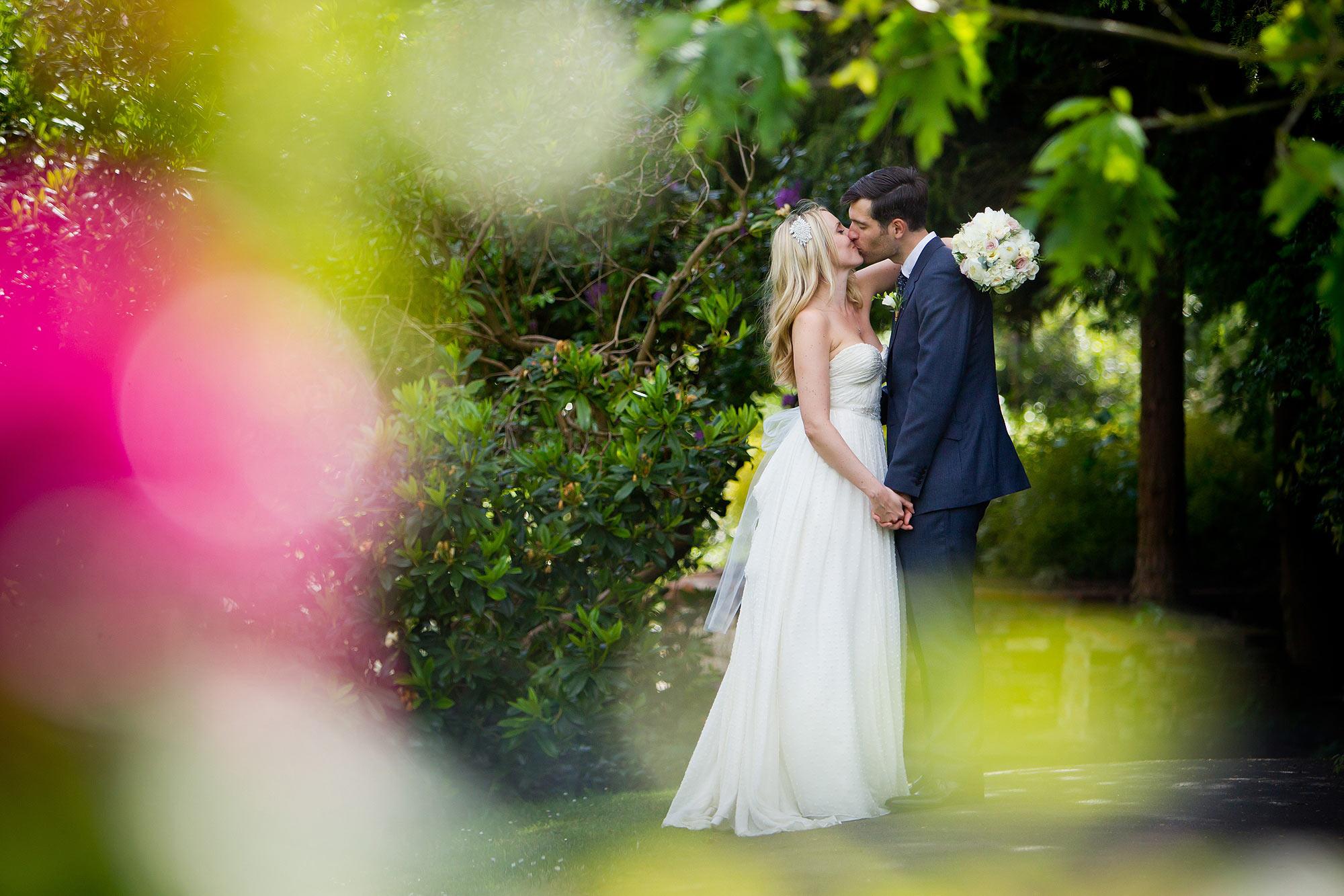 Sevenoaks Wedding Photograph