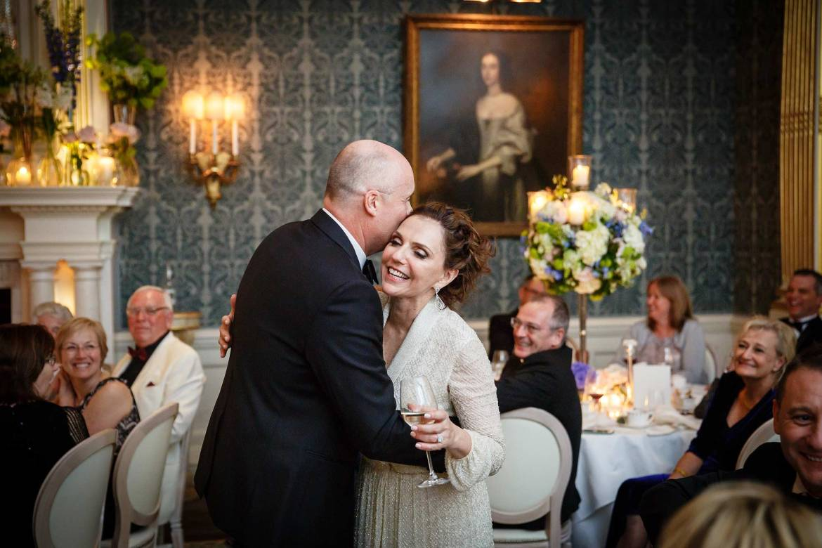 reportage wedding photographer claridges wedding