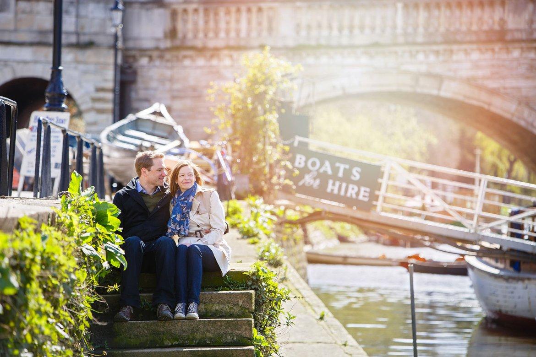 richmond engagement pictures