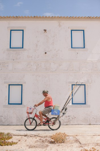 Ilha do Farol Algarve Portugal
