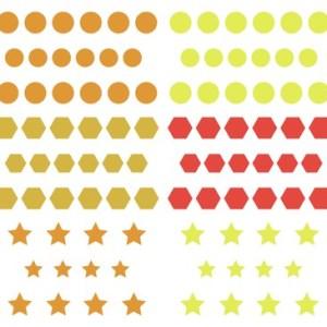 Kaisercraft Epoxy Stickers Sunshine