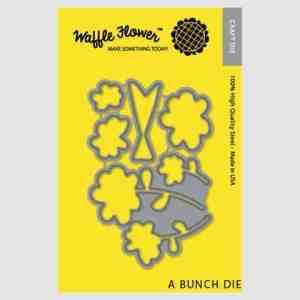 Waffle Flower Crafts A Bunch Die