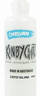 Derivan Kindy Glitz - Crystalina 135ml